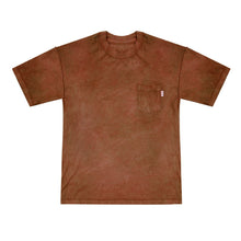 filthy® inside-out pocket tee (doo doo brown)