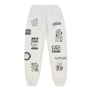 filthy artist premium sweat pants