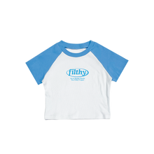 filthy 90s girl raglan tee (limited)