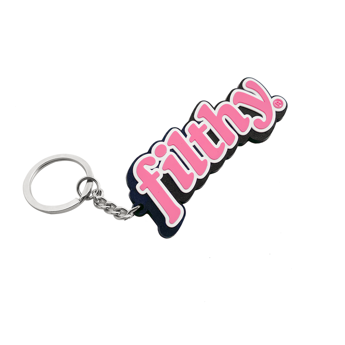 filthy® logo key-chain