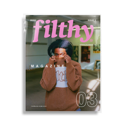 Filthy Magazine Issue 03