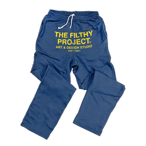 filthy® studio open-bottom sweatpants