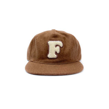 filthy big F unstructured hat