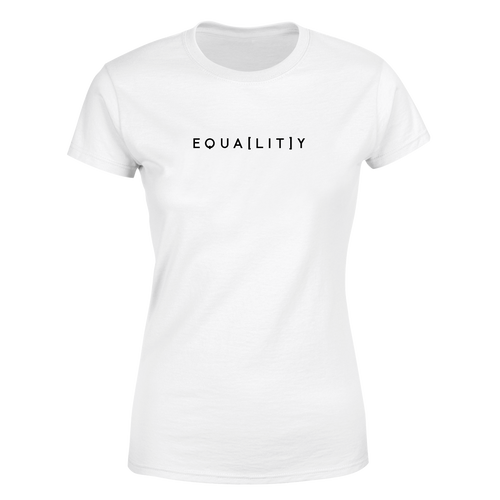 Equality - White (F)