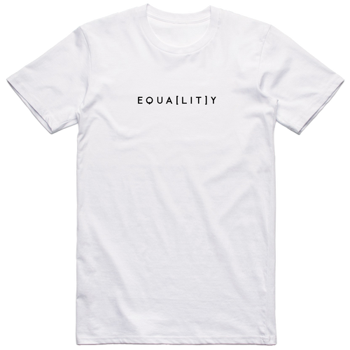 Equality - White (M)