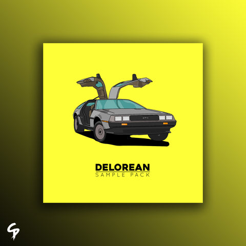 DeLorean (samples & midi files)