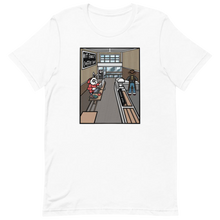 Load image into Gallery viewer, Coffee Shop T-Shirt (white)