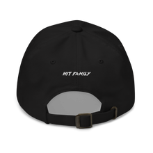 Load image into Gallery viewer, Hit Family Hat (black)