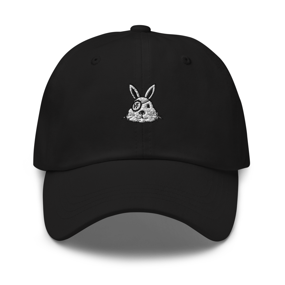 Hit Family Hat (black)