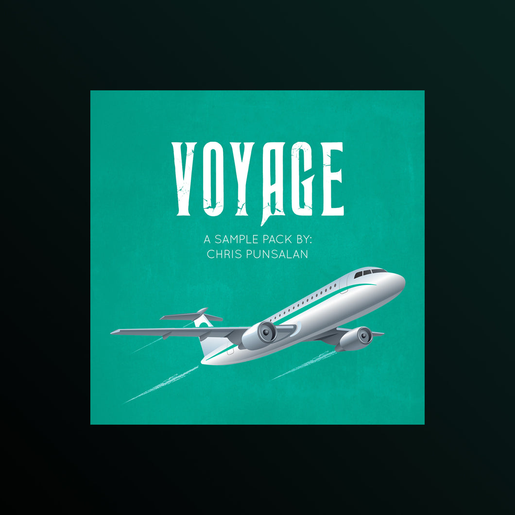 Voyage (samples & midi files)