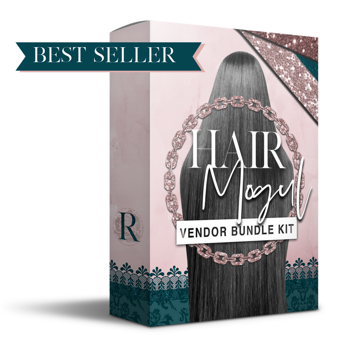 The Ultimate Hair Mogul Vendor Kit Volume 1