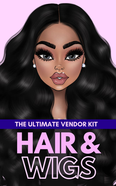 Hair Vendor Kit
