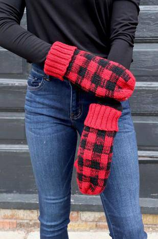 48 Knit Mitts