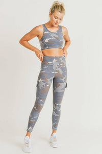 Workin it Camo Fit Set