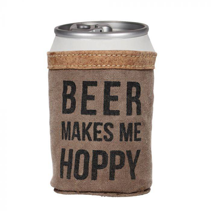 Hoppy Beer Can Koozie