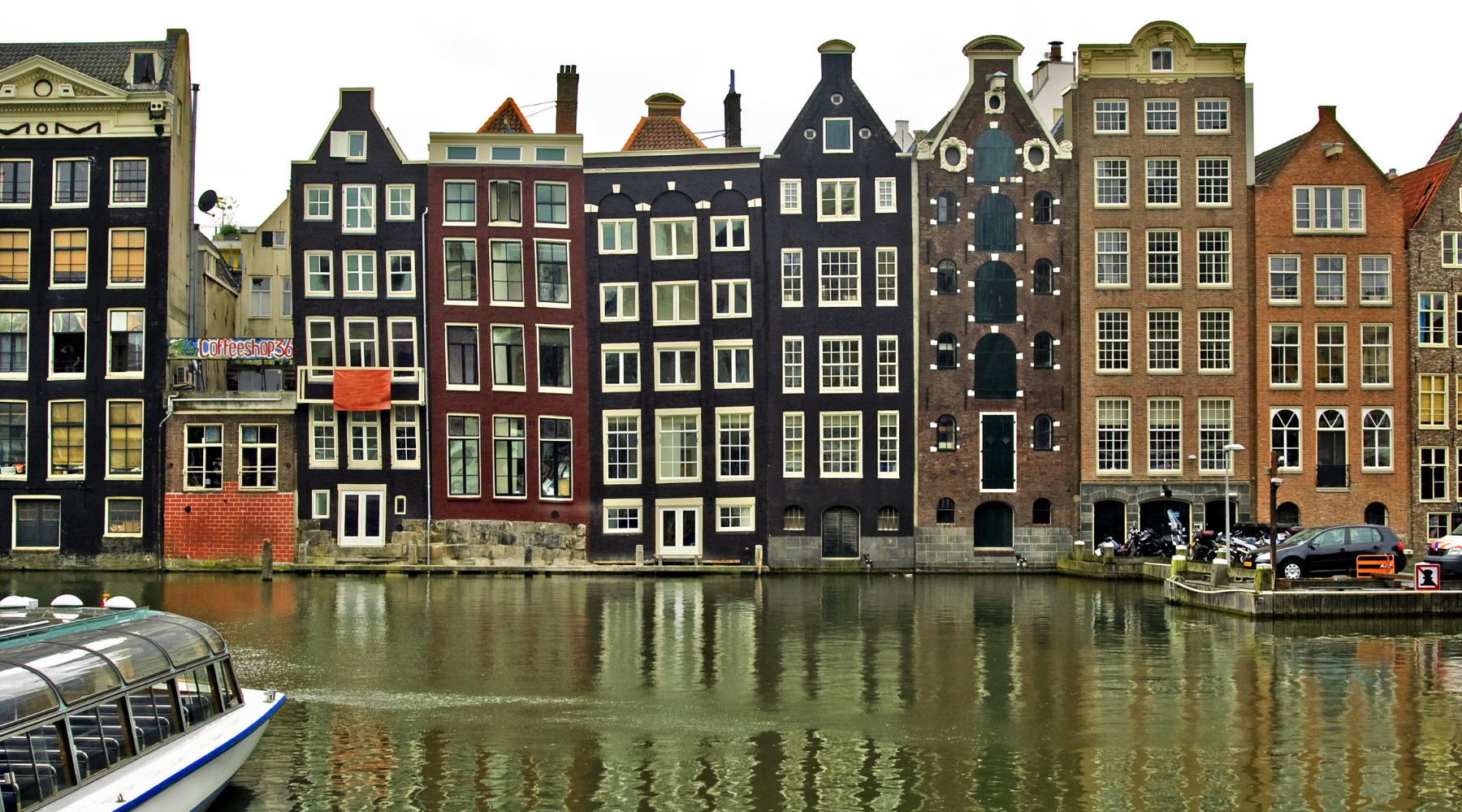 A COMPLETE List of Amsterdam Travel Blogs and Sites for Guest Blogging wallpaper