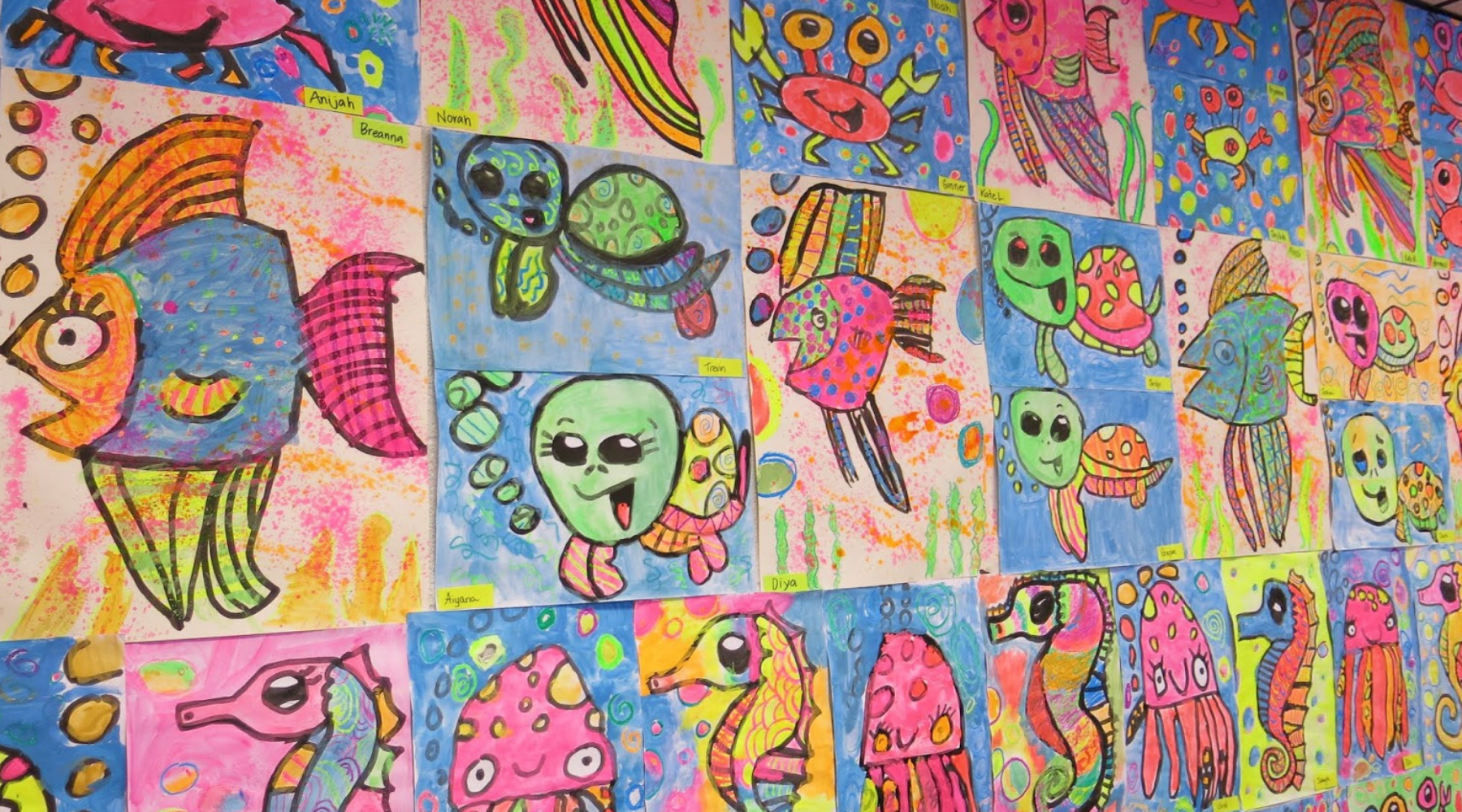 FRESH List of Kids Art Blogs and Websites for Publishing Guest Posts wallpaper