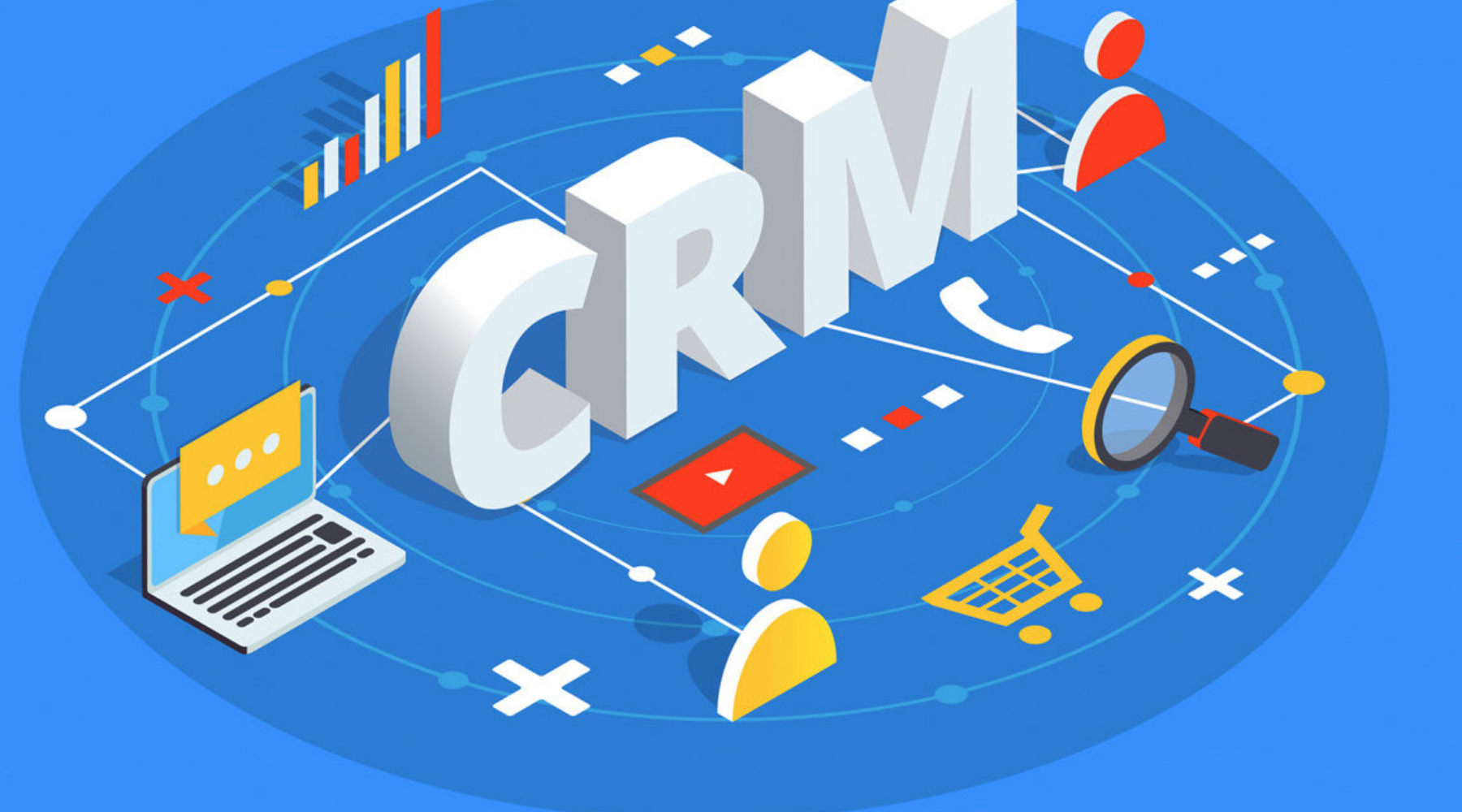 UPDATED List of UK CRM Blogs and Websites For Guest Blog Posts wallpaper