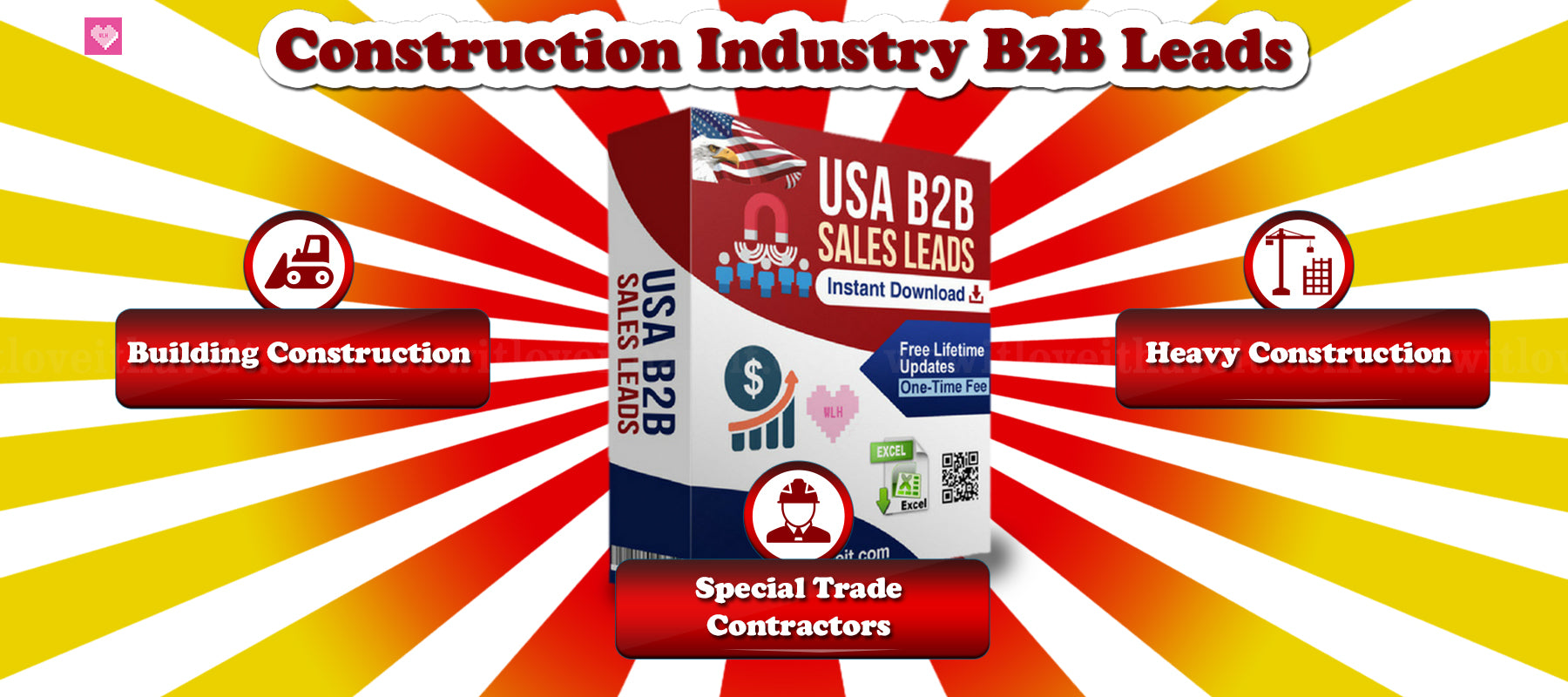 Construction Industry Mailing Lists and E-Mail Lists