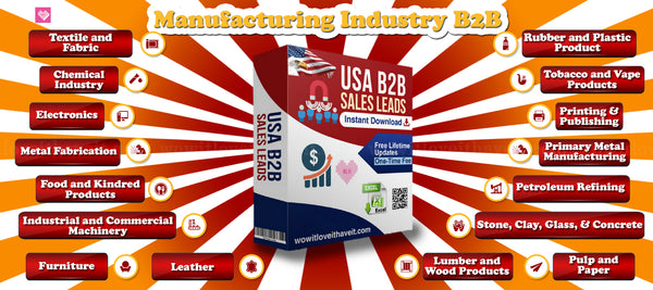Chemical Industry Email Lists and Mailing Lists - WowitLoveitHaveit