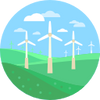 USA Wind Generation Equipment and Windmills B2B Database
