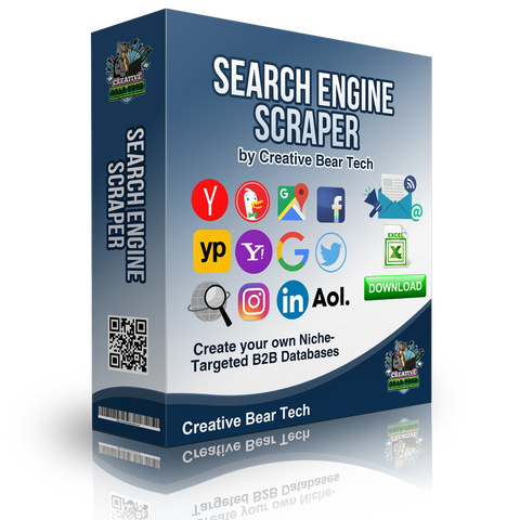 Guide: Email Extractor And Search Engine Scraper By Creative Bear Tech