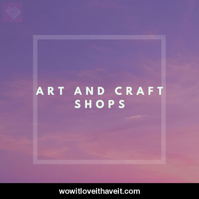 Art and Craft Shops Businesses USA B2B Data List - WowitLoveitHaveit
