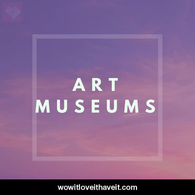Art Museums Businesses USA B2B Business Data - WowitLoveitHaveit