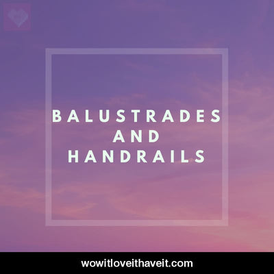 Balustrades and Handrails Businesses USA B2B Marketing List - WowitLoveitHaveit