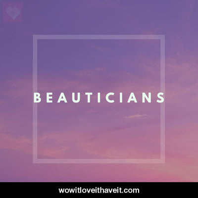 Beauticians Businesses USA B2B Data List - WowitLoveitHaveit