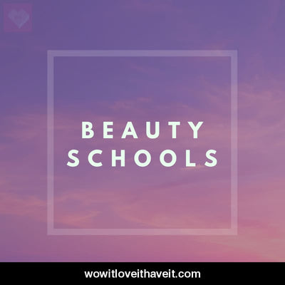 Beauty Schools Businesses USA B2B Leads - WowitLoveitHaveit