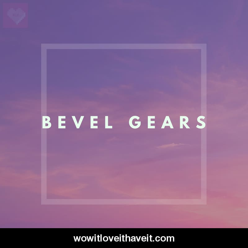 Bevel Gears Businesses USA B2B Business Data - WowitLoveitHaveit