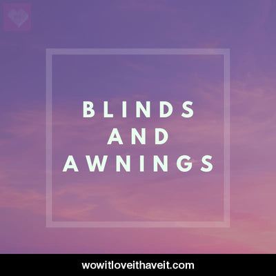 Blinds and Awnings Businesses USA B2B Mailing List - WowitLoveitHaveit