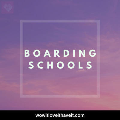 Boarding Schools Businesses USA B2B Business Data List - WowitLoveitHaveit