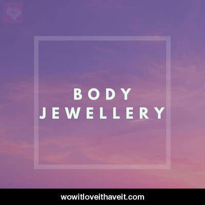 Body Jewellery Businesses USA B2B Mailing List - WowitLoveitHaveit