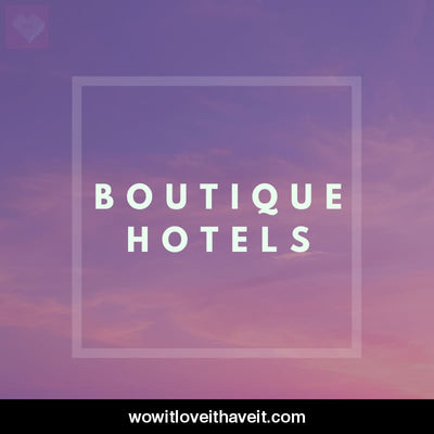 Boutique Hotels Businesses USA B2B Marketing List - WowitLoveitHaveit
