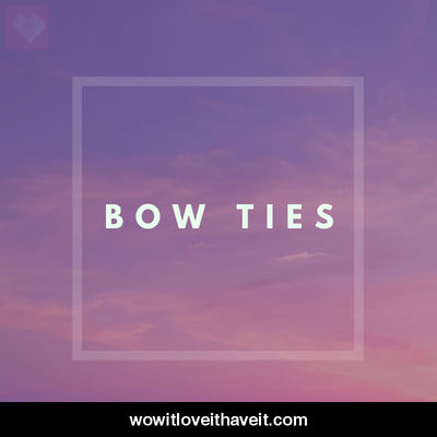 Bow Ties Businesses USA B2B Sales Leads - WowitLoveitHaveit