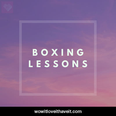 Boxing Lessons Businesses USA B2B Database - WowitLoveitHaveit