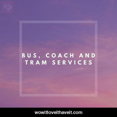 Bus Coach and Tram Services Businesses USA B2B Leads - WowitLoveitHaveit