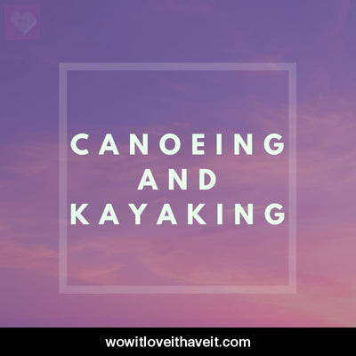 Canoeing and Kayaking Businesses USA B2B Data List - WowitLoveitHaveit