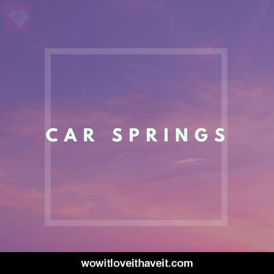 Car Springs Businesses USA B2B Data - WowitLoveitHaveit