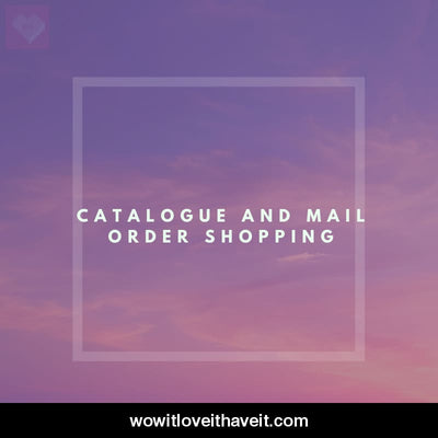 Catalogue and Mail Order Shopping Businesses USA B2B Data - WowitLoveitHaveit