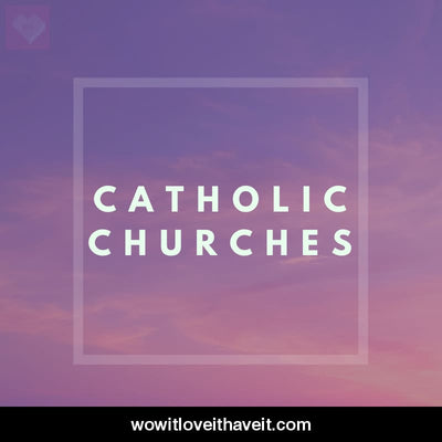 Catholic Churches Businesses USA B2B Mailing List - WowitLoveitHaveit