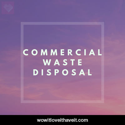 Commercial Waste Disposal Businesses USA B2B Business Data List - WowitLoveitHaveit