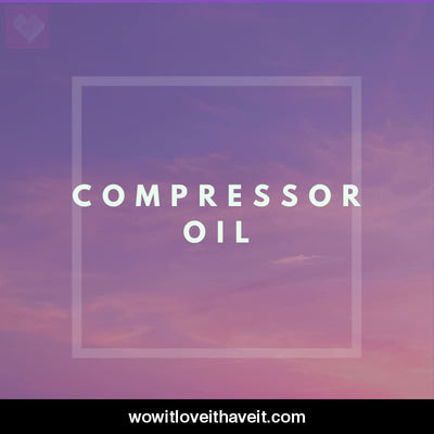 Compressor Oil Businesses USA B2B Business Data List - WowitLoveitHaveit
