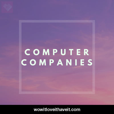 Computer Companies Businesses USA B2B Data List - WowitLoveitHaveit