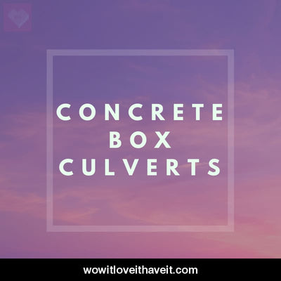 Concrete Box Culverts Businesses USA B2B Sales Leads - WowitLoveitHaveit
