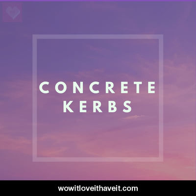 Concrete Kerbs Businesses USA B2B Leads - WowitLoveitHaveit
