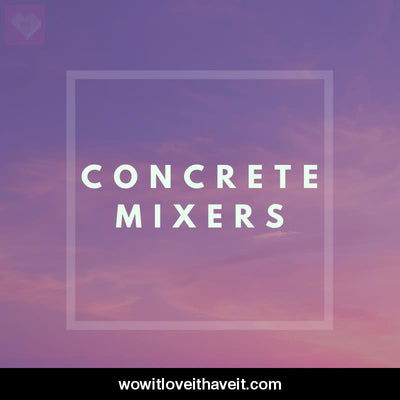 Concrete Mixers Businesses USA B2B Sales Leads - WowitLoveitHaveit
