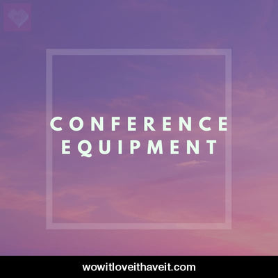 Conference Equipment Businesses USA B2B Marketing List - WowitLoveitHaveit